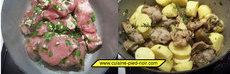 recette de sauté de porc