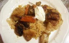 recette de Poulet à la caucasienne