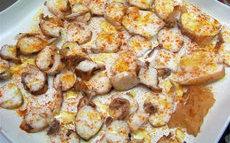 recette de poulpe à la galicienne