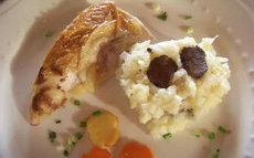 recette de Purée de céleri aux truffes noires