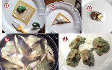 recette de ravioles aux épinards et à la ricotta
