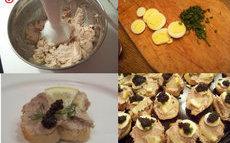 recette de Rillettes de thon et rillettes de sardines
