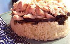 recette de riz au poulet