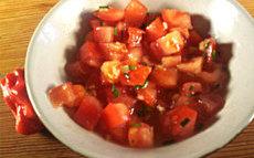 recette de rougail tomate