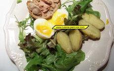 recette de salade chic et rapide