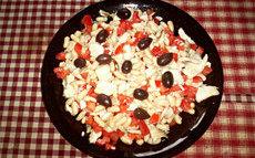 recette de Salade de morue aux haricots