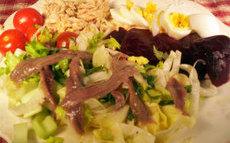 recette de Recette salade d'hiver