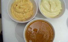 recette de sauce romesco  en images