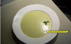 recette de soupe poireaux patates chèvre