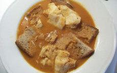 recette de Soupe aux têtes de poisson