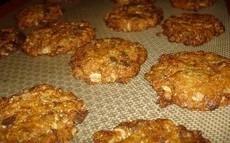 recette de Recette Palets aux flocons d'épeautre et pépites de chocolat, sans lait ni oeuf