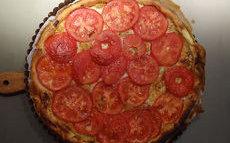 recette de Tarte à la tomate – la recette facile