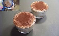 recette de tiramisu à la crème de marrons