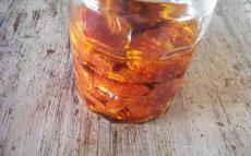 recette de tomates confites à l'huile d'olive