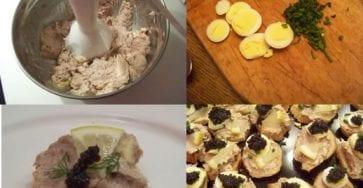 recette des rillettes de sardines