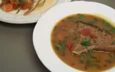 cacciuco la soupe de poissons ligure
