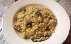 risotto aux cèpes
