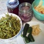 Lacto-fermentation des légumes