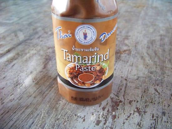 pâte de tamarin