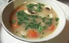soupe de tamarin