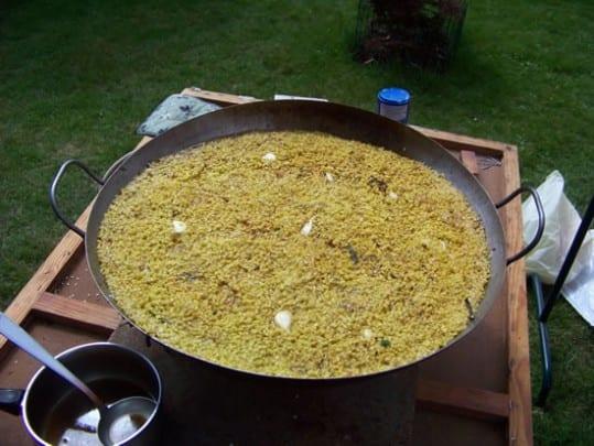 riz à paella