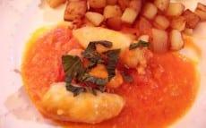 calmars farcis à la tomate