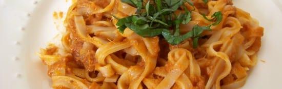 Sauce tomate à la viande